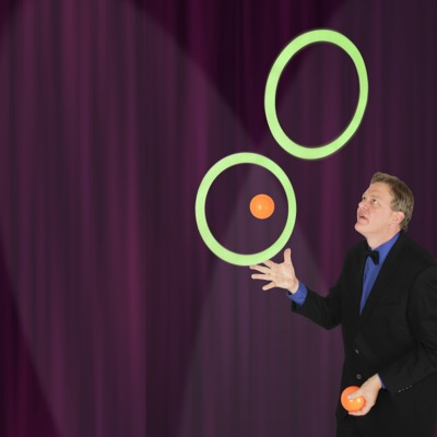 Ring and Ball Juggler